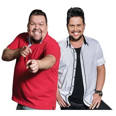 Junior e Gustavo