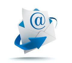 Responda aos comentários por email
