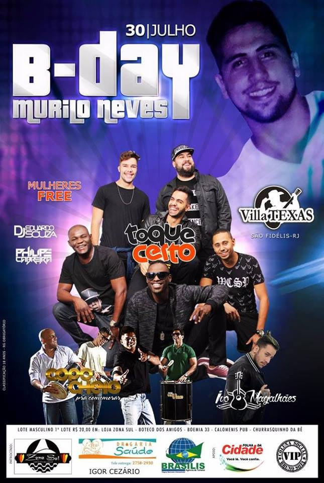 B-day Murilo Neves