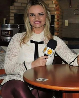 Paula Erthal uma Itaocarense que respira Itaocara