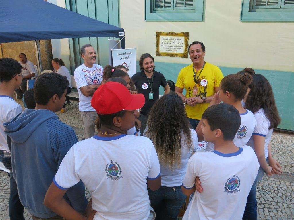 Cantagalo tem dia de mobilização contra dengue