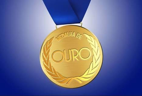 Brasil conquista medalha de ouro no Futebol Masculino