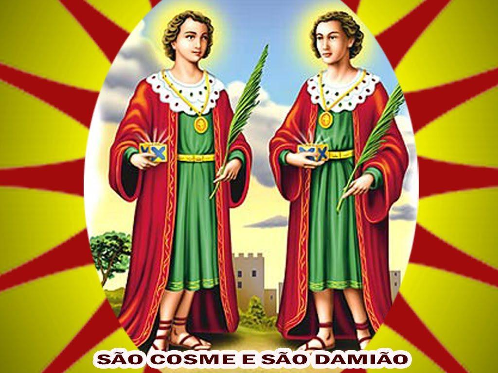 27 de Setembro dia de São Cosme e Damião