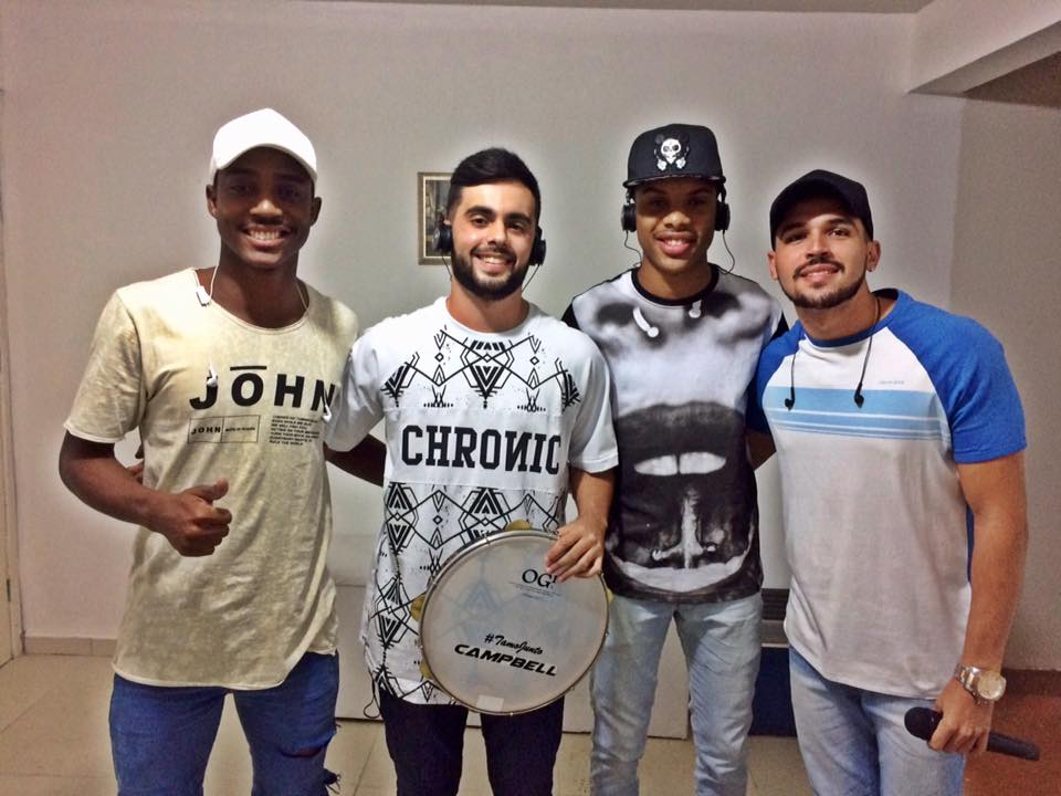 Grupo Tamo Junto foi um Sucesso no Espaço JK em São Fidélis