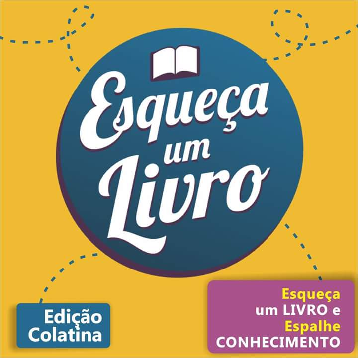 """Voluntários de várias partes do Brasil devem """"esquecer"""" livros nesta terça 25/07."""
