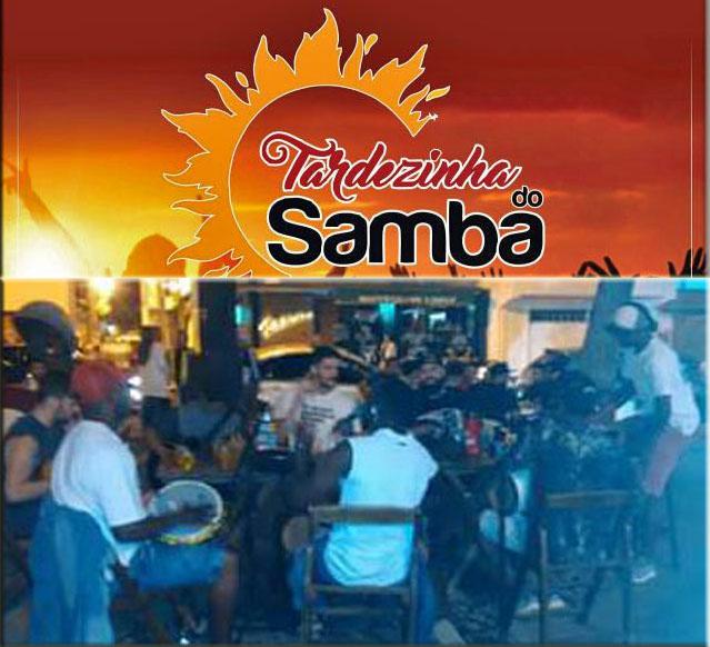 Tardezinha do Samba nos Quiosques de Itaocara foi um Sucesso e agora será todo os domingos a tarde