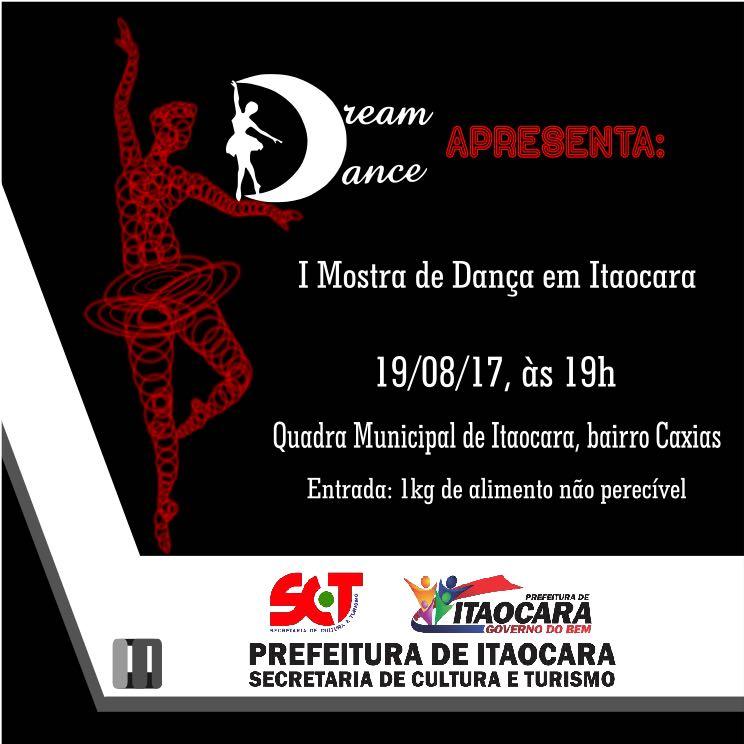 I Mostra de Dança em Itaocara