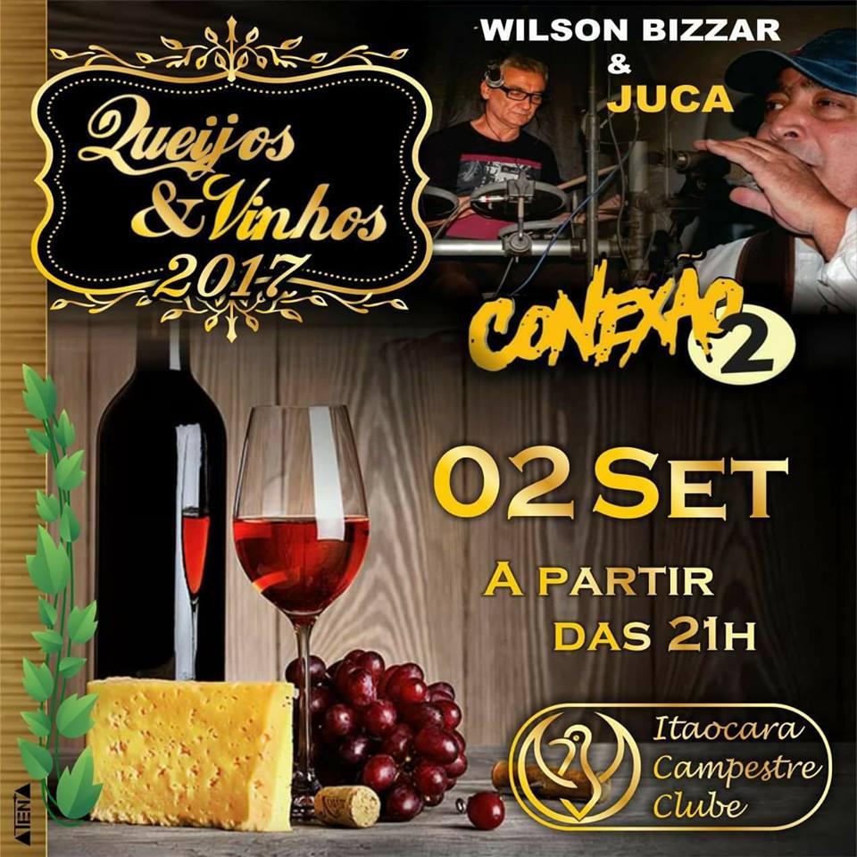 Queijos & Vinhos no Campestre Itaocara