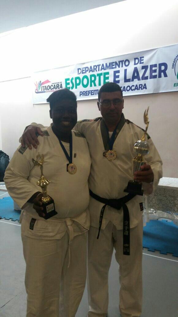 Academia SS Fight realizou o primeiro torneio interno de Taekwondo