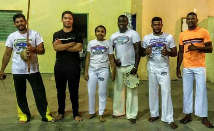 Aula Gratuita de Capoeira em Itaocara